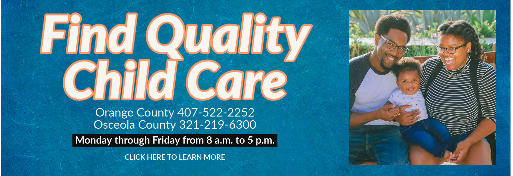 Find Quality Child Care