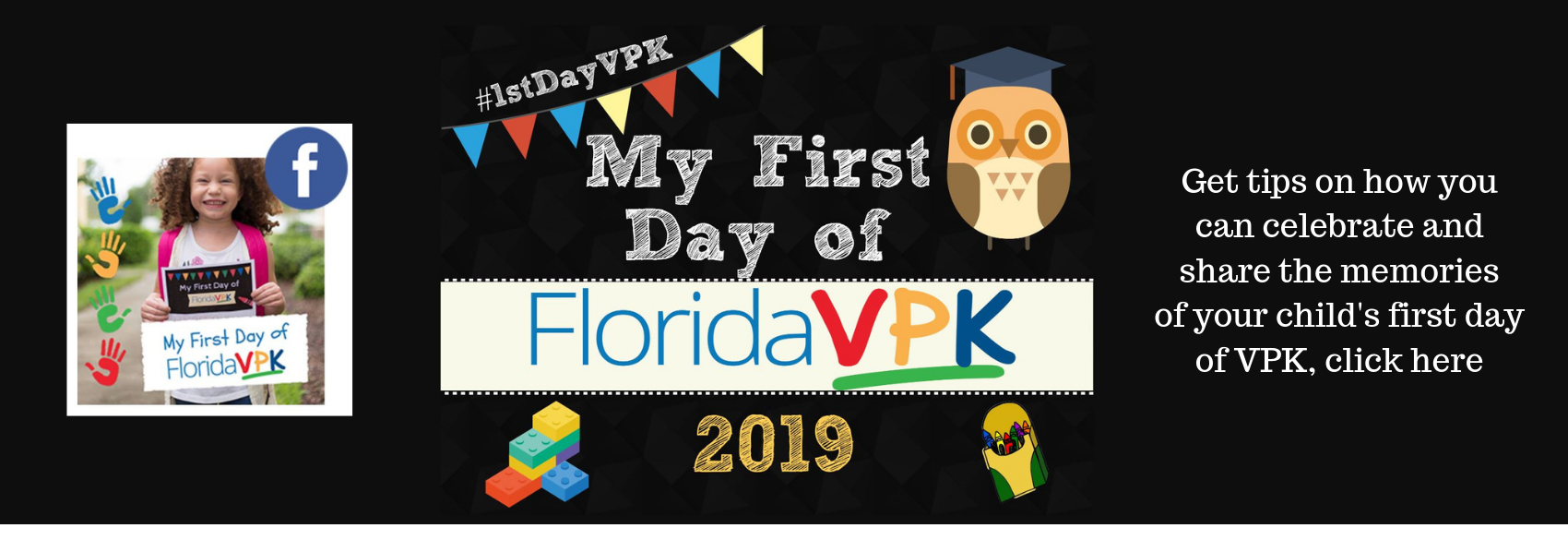 First Day of VPK 2019
