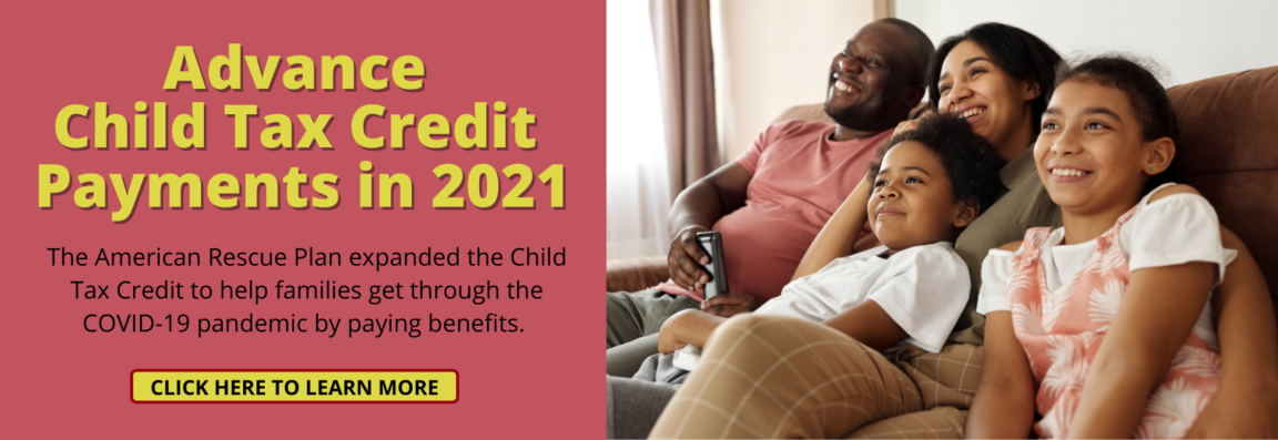The American Rescue Plan expanded the Child Tax Credit to help families get through the COVID-19 pandemic by paying benefits.