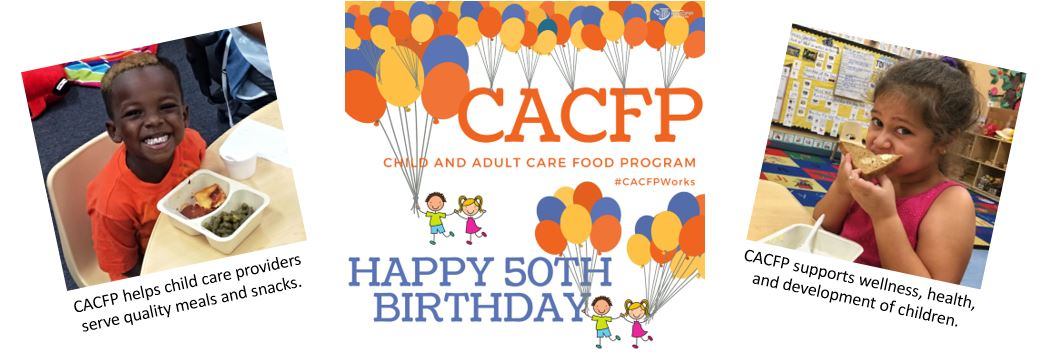 cacfp 50th 2