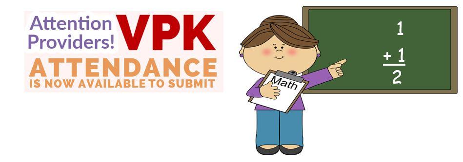 VPK Providers Attendance slider