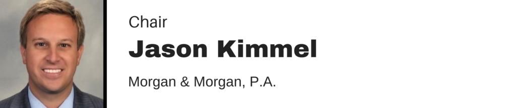Jason Kimmel, Chair